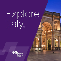 Explore Italy with SPG
